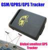 Inseguimento in tempo reale della spia del dispositivo dell'inseguitore dell'automobile di GPS GSM GPRS (LS-GPS001)