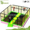 Erwachsenes preiswertes Gymnastik-Geräten-großformatige Trampolinen für Kinder und Erwachsene