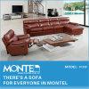 Sala de estar, sofá de Reclinação encostos, moderno mobiliário doméstico