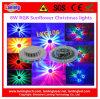 рождественская вечеринка СИД Lights 8W RGB Sunflower с Gift Box
