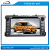 Función de la ayuda Radio/GPS/Bluetooth del coche DVD (E-6010)