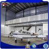 Hangar de instalación rápido de los aviones de la estructura de acero en Australia