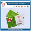 Custom Matte Surface Barcode VIP Membership Card for Supermarket