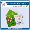 Cartão de membro VIP personalizado para código de barras matte para supermercado