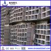 Conduttura d'acciaio rettangolare galvanizzata calda