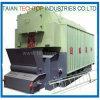 De industriële Met kolen gestookte Enige Boiler van het Hete Water van de Stoom van de Trommel (dzl1.6-1.25-AII)