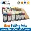 Tinta del solvente de Sk4 Seiko C M Y K