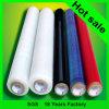Elenco rojo LLDPE Strech film para envolver paletas