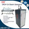 Dampf-Kennsatzshrink-Maschine mit Generator 24kw für Chemikalie (ZB83A)