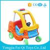 Passeio do bebê do carro do brinquedo das crianças do brinquedo dos miúdos do plástico da alta qualidade no carro com certificado do Ce