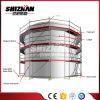 Pièces fonctionnantes d'échafaudage de voie élevée en aluminium