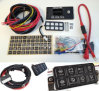 Pros 8 van de schakelaar Systeem van de Macht van Comité 8100 Bluetooth van de Schakelaar het Gelijke voor Jeep Rzr UTV