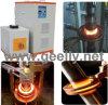 La máquina de calefacción de inducción para el diamante que cubría con bronce de la soldadura vio la lámina