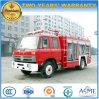 Dongfeng 6 바퀴 7cbm 물 유조선 2 Cbm 거품 유조선 소방차 트럭