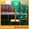 IP55セリウムのRoHSの公認の省エネの太陽シグナルライト信号