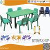 2018 Nouvelle Table en bois pour les enfants de maternelle