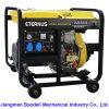 De gemakkelijke Diesel van de Beweging Reeks van de Generator (BM6500XE)