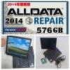 2016 autoLaptop van Alldata van de Vraag van Alldata 10.53+Mitchell van de Software van de Reparatie