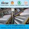 Membrane imperméable à l'eau de PVC de résistance d'incendie