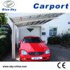 경제 Polycarbonate Roof 및 Aluminum 간이 차고 (B-800)