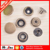Одно к One Order Following Various Colors Brass Snap Button