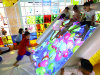 Heißes Verkaufs-Kind-Spielplatz-Geräten-Plättchen-interaktives Projektions-Spiel-System