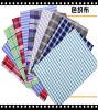 Les fils 100% de coton ont teint des tissus pour la literie de robe de vêtement de chemises