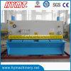 Машина гидровлической гильотины управлением QC11Y-6X3200 Nc режа & автомат для резки стальной плиты