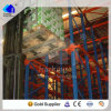 Warehouse d'acciaio Drive in Rack System