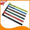 Het VinylFestival van uitstekende kwaliteit van de Armbanden van identiteitskaart van het Vermaak maakt Manchetten (E60703) gelijk