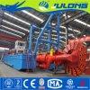 Julong 16 인치 Hydraulic&Professional 공장 물통 바퀴 흡입 준설선 &Sand 준설선