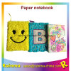 Hot Sale Fashion Plush couvrir de papier journal de l'ordinateur portable personnalisé