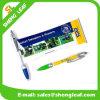 Логос печатание цветастый на ручках ручки шарика таможни (SLF-LG049)