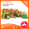 Saleのための屋内Park Play Centres Kids Playground Equipment