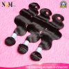 Волосы индейца девственницы оптового Weave человеческих волос Remy естественные сырцовые