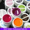 MSDSの卸し売り釘の芸術の多彩な絵画紫外線ゲル、SGS