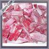 Matéria- prima áspera do rubi sintético por atacado