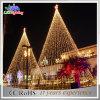 정연한 훈장 도매 옥외 LED 인공적인 크리스마스 나무 빛