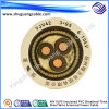 Mv XLPE Insulated PVC Sheathed Thick Steel Wire Armored Electrical Power Cable