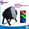 NENNWERT Licht RGB-3in1 54PCS 3watt LED für färbenden Effekt