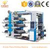 6 multi Colour Flexo Printing Machine su Plastic Bags