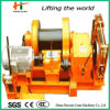Treuil électrique rapide de levage de machine pour la construction