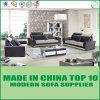 Insieme moderno del sofà del cuoio del salone di stile della Russia