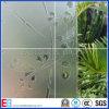 3-6mm CE & ISO9001 Кислота гравированный узорной Стекло (AD11)