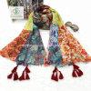 Madame nationale Fashion Scarf de châle de type du Népal