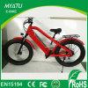 grasa eléctrica de la bici de la bici eléctrica de la suciedad de 48V/17ah 500W
