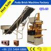 Hydrostatischer Druck komprimierte Massen-Block-Formteil-Maschine automatisch