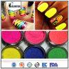 Poudre fluorescente cosmétique de colorant, colorant fluorescent pour des produits de beauté de couleur