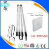 120lm/W LED de Samsung 4' 6' 8' TUBO LED impermeable con DALI dimmer
