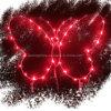 Decoratie van de Staaf van het Huwelijk van de Slaapkamer van het Koord van het Koper van de Decoratie van de Muur van het rood licht de Hangende Mooie Lichte